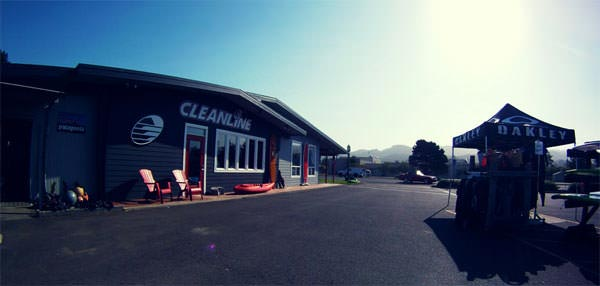 Cleanline Surf in Seaside, Oregon 97138