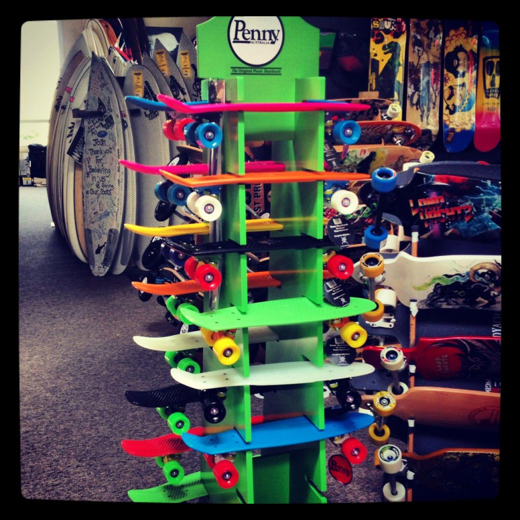 Penny Skateboards New Colors