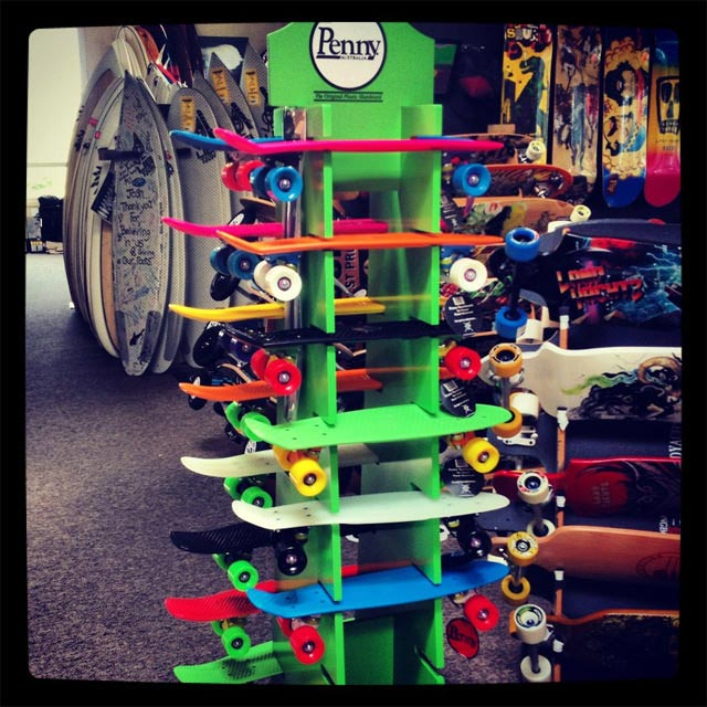 Penny Skateboards Completes  and Nickel Skateboards