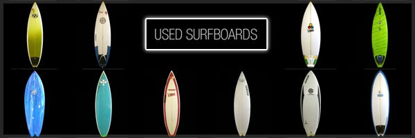 Used Surfbaords | Shop Online