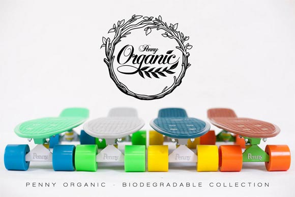 Penny Organic Skateboards