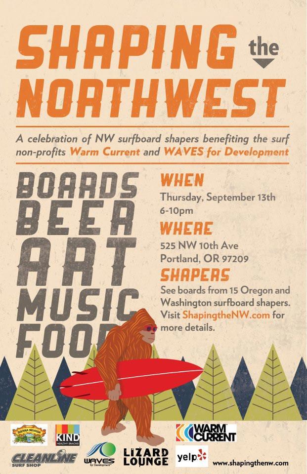 Shaping the Northwest