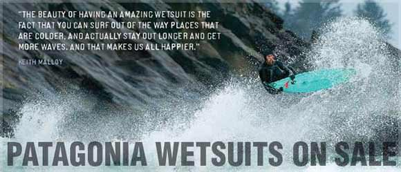 Patagonia Wetsuits On Sale