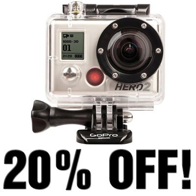 GoPro HD2 On Sale