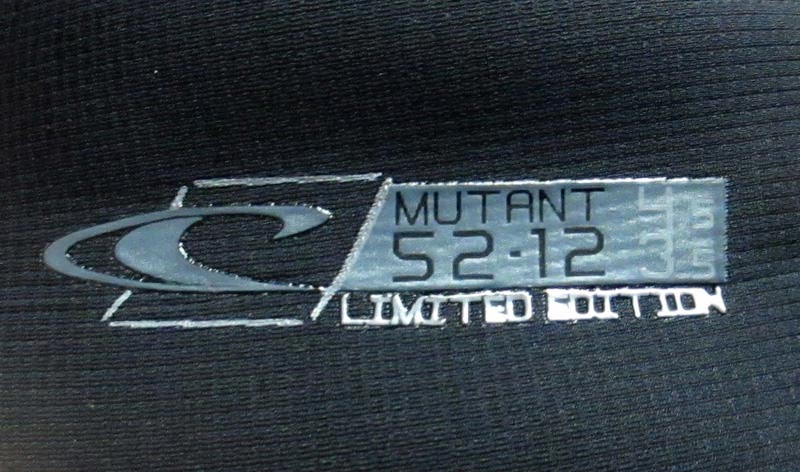 O'Neill Mutant 4.5/3.5 Limited Edition 5212 Wetsuit