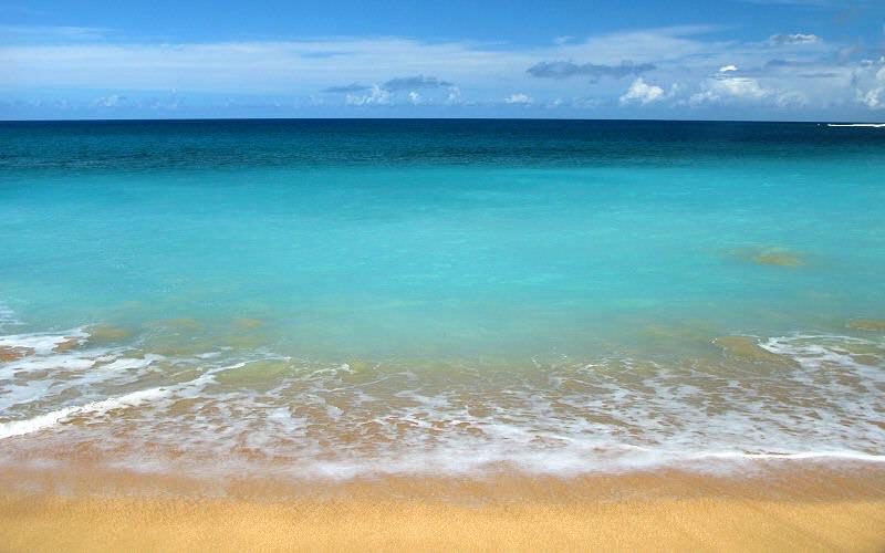 Gradient Blue Kauai