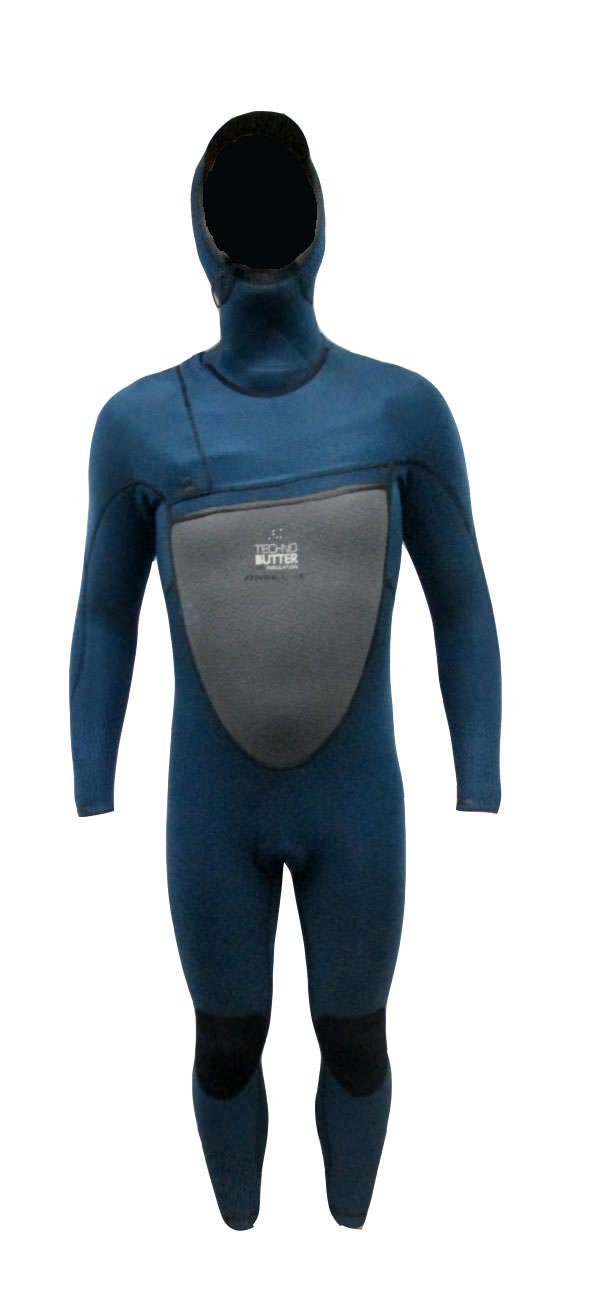 Pyrotech Wetsuit Inside