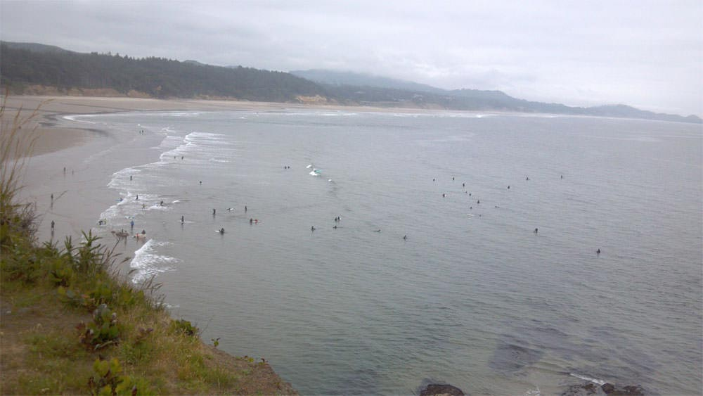 Otter Rock and Roll 2013 Surf Contest Lineup
