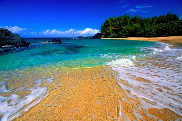 Kauai Exotic Beach
